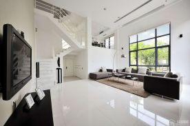 超简约,极简主义别墅设计装修效果图