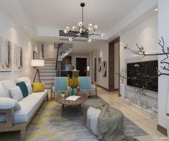 法式风格家庭装修设计 法式风格家装效果图