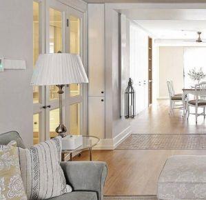 现代风格三房设计图 现代风格家庭装修案例
