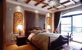 美式风格四房装修设计 美式风格家装效果图欣赏