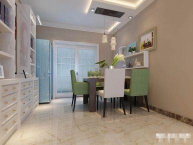 太原迎泽西苑 现代风格三居室家庭装修设计