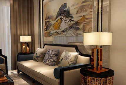 欧式风格三房装修案例 欧式风格家庭装修效果图