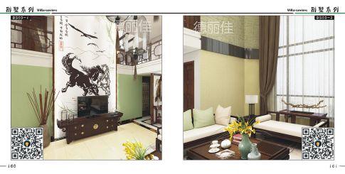 别墅豪华装修效果图    别墅豪华装修内装效果设计