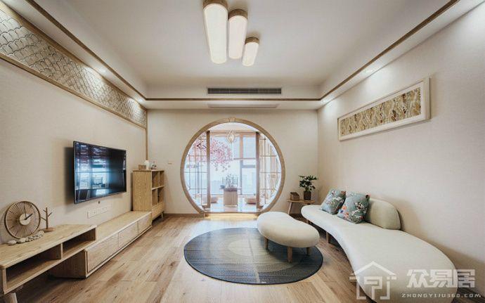日式风格家庭装修设计 日式风格三房装修效果图欣赏