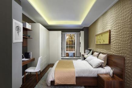 苏州中式风格三居室装修图片大全