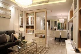 苏州中式风格三居室装修设计案例