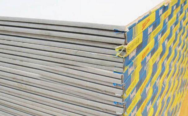 防水石膏板种类有哪些 防水石膏板有什么特点