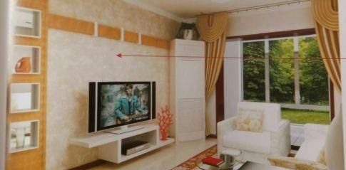 简约风格三居室装修 简约风格家庭装修效果图
