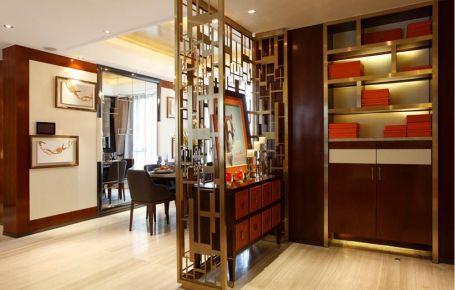 复古风格四房装修设计 复古风家庭装修效果图