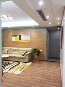 三居室简约风格家庭装修 简约风格三房装修效果图