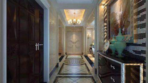 欧式风格三房设计 欧式风格家庭装修设计效果图