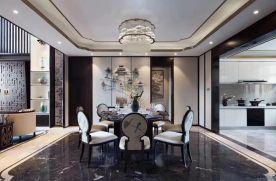四房奢华气息混搭风格装修  混搭风格家庭装修效果图