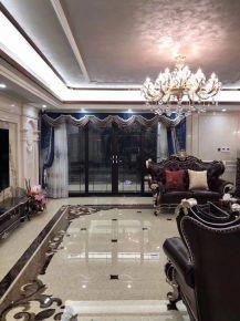 广东现代风格三居室装修效果图