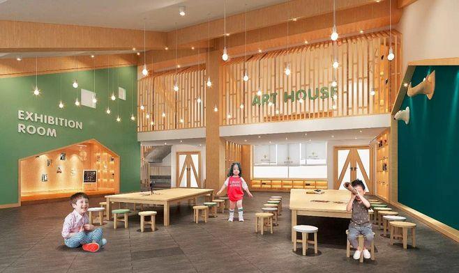 幼儿园设计少了这些因素还谈什么幼儿园设计