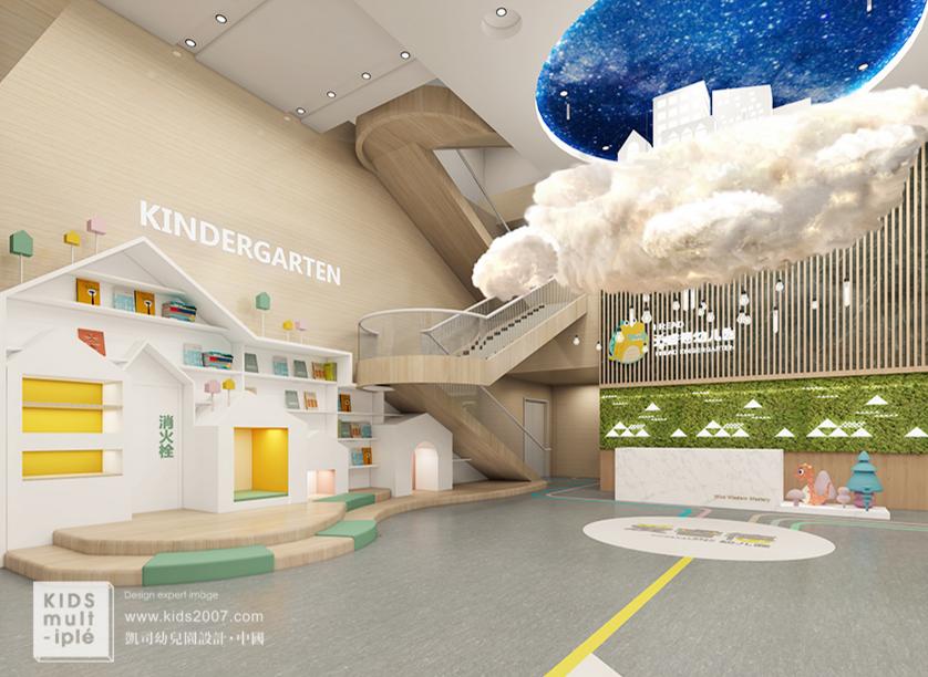 全国幼儿园设计收费的几大因素