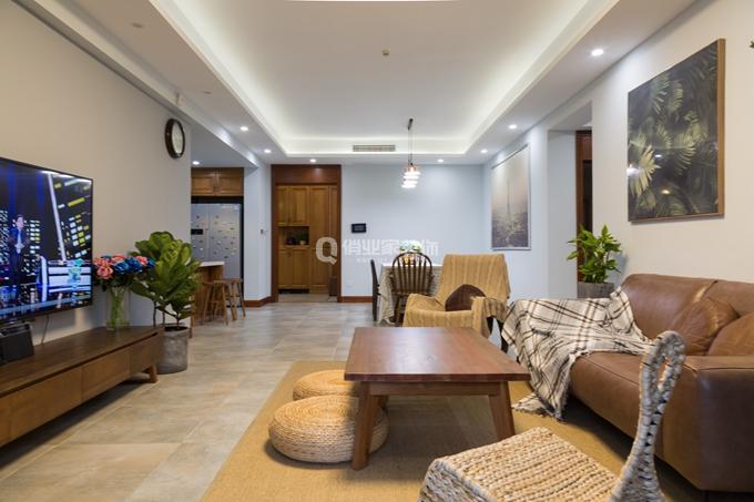 瓷砖铺贴需区别对待,家装瓷砖颜色搭配技巧