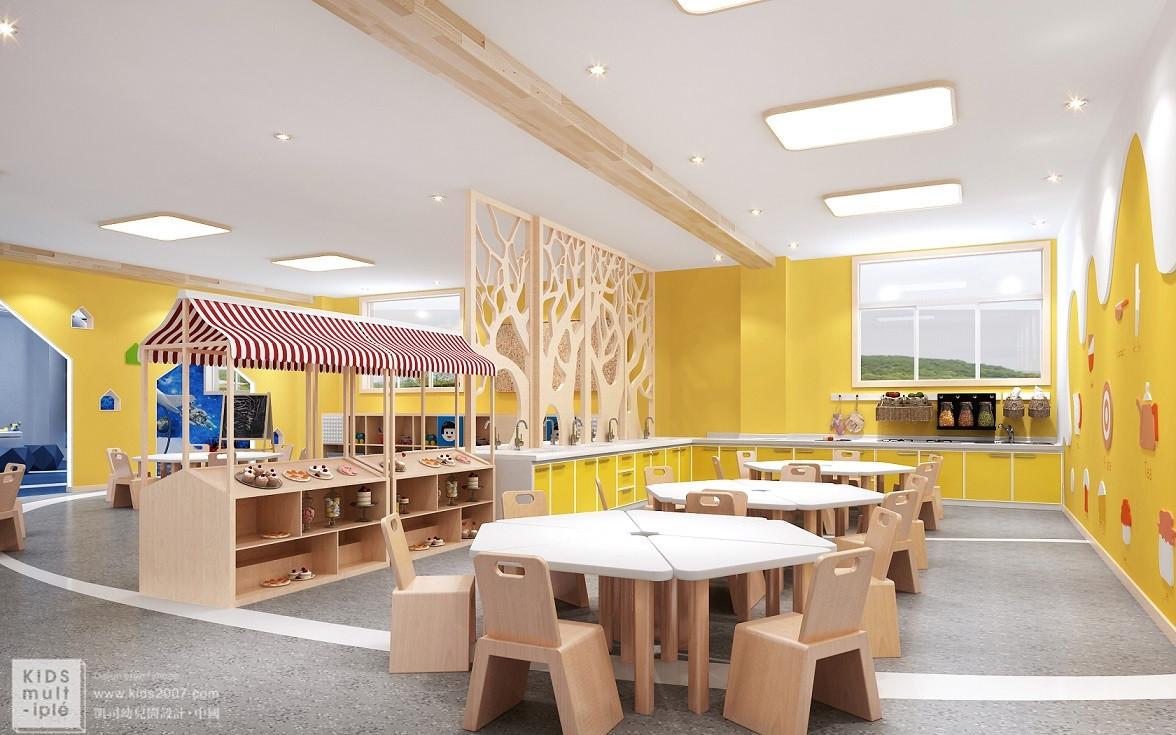 西安幼儿园设计要包含合理行和科学性