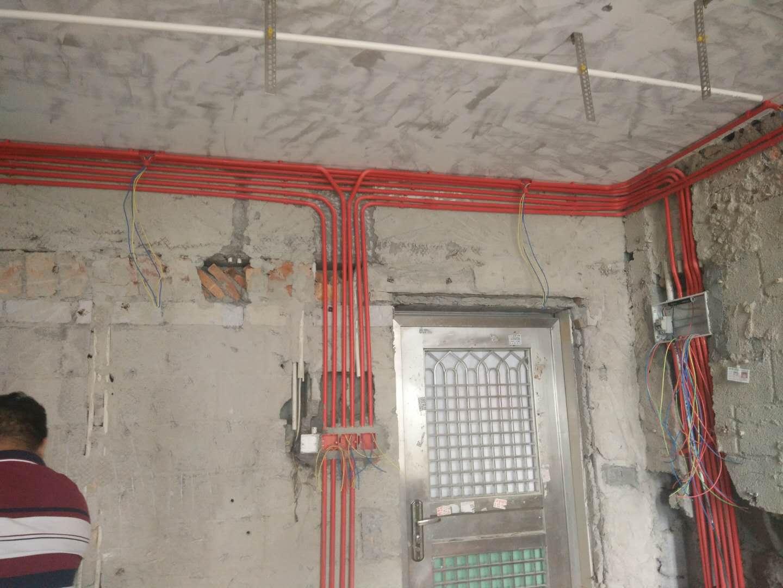 深圳科技园小区装修施工