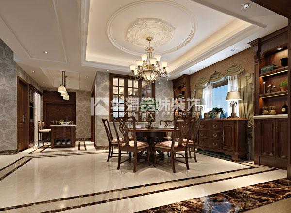新中国际四房两厅