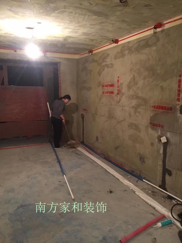 天津完善的施工现场