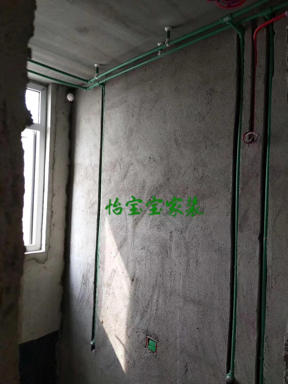 武汉瑞景天成在施工工地