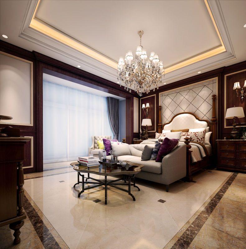 深圳圣莫麗斯奢華別墅裝修施工