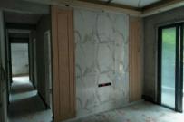 重庆南岸 奥园水园间家庭装修现场
