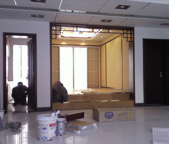 温州鹿城区时代广场室内装修施工