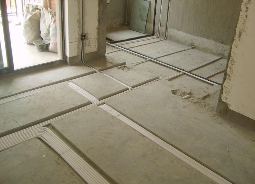 北京小康家园室内装修施工