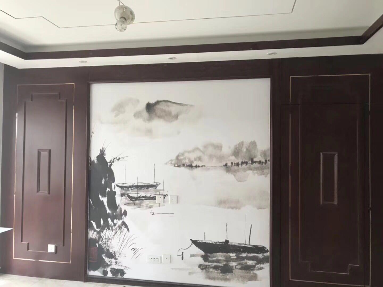 西安逸翠園工地家庭裝修施工現場