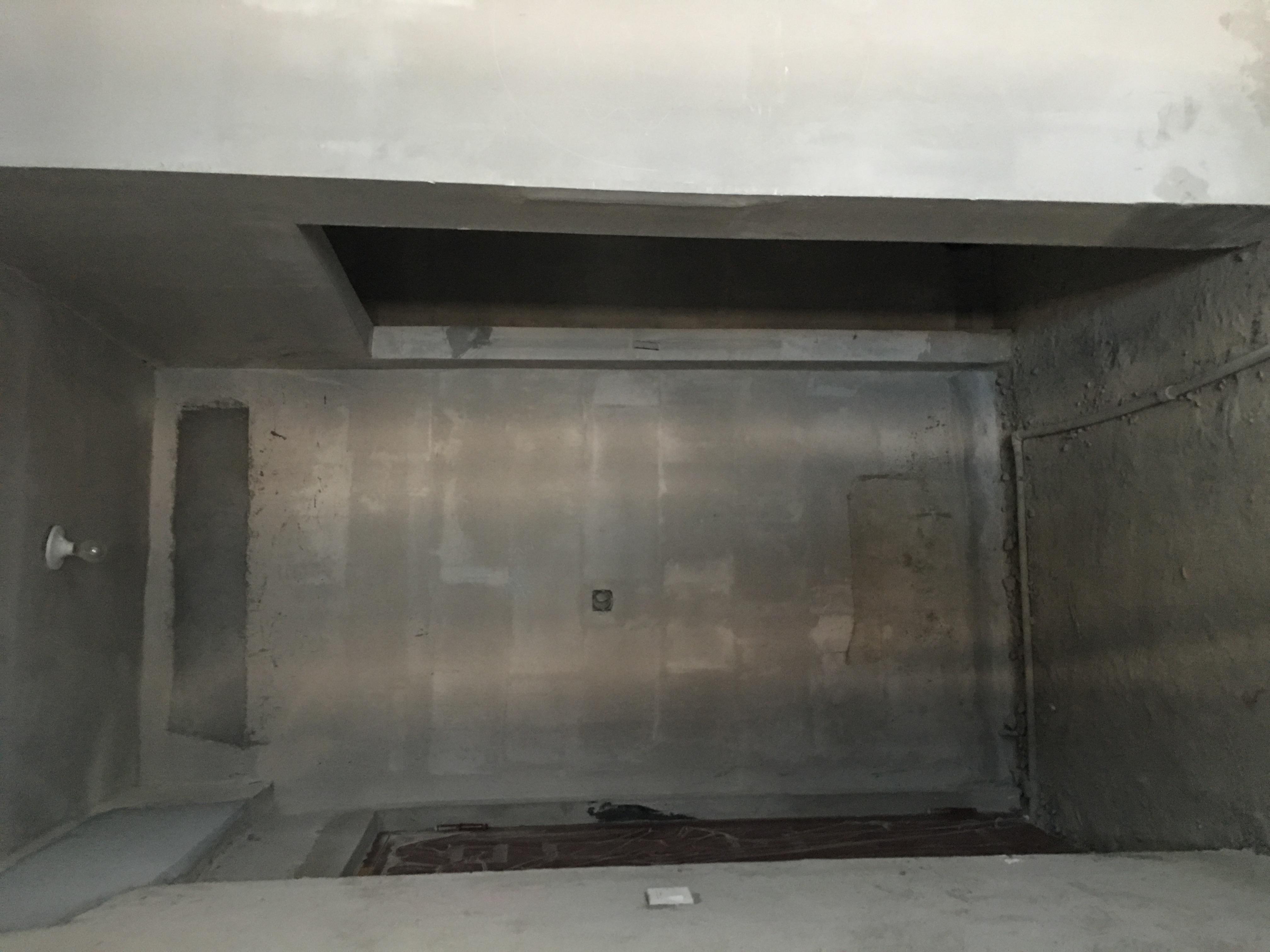 泉州高霞新天地小区11#503施工现场