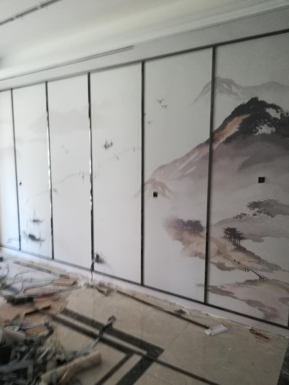 西安户县金色家园小区装修