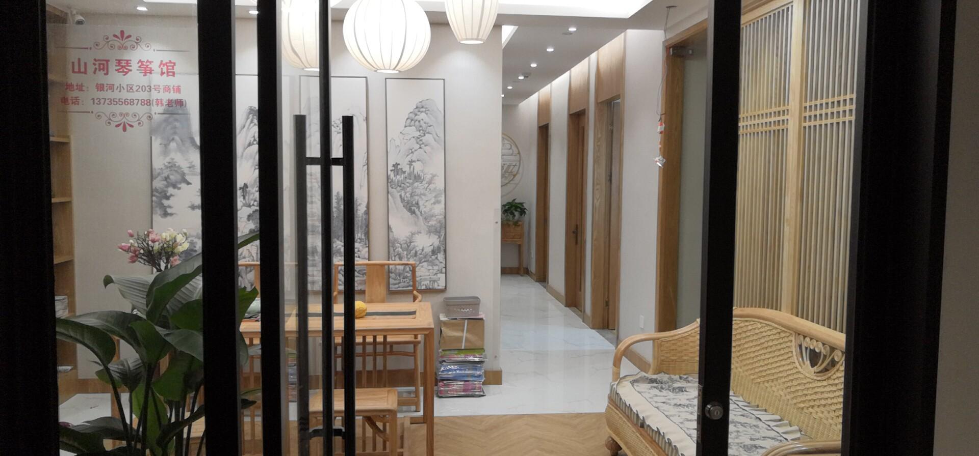 杭州万象汇小区在建工地