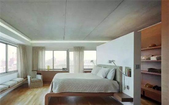 小户型卧室的隔断 空间大改造