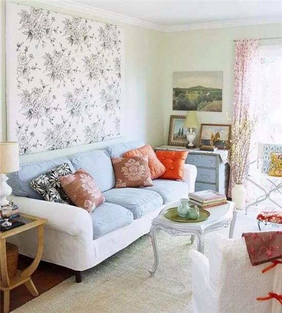 沙发墙如何配色 沙发墙配色方案分享