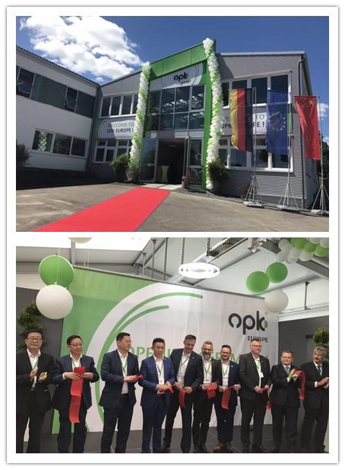 OPK欧派克进军德国 中国制造打入德国市场