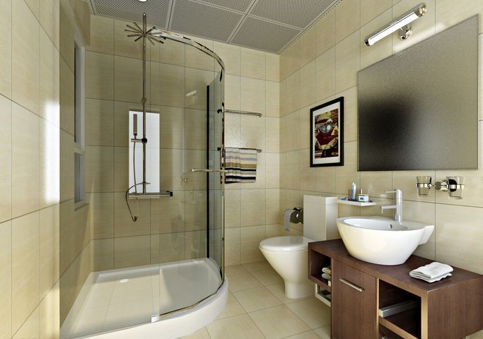 小卫生间装不了淋浴房怎么办 淋浴房的装修设计