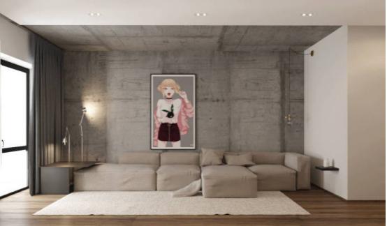 低调奢华有质感的工业风新家装修分享