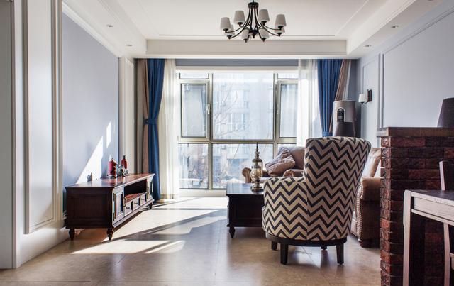杭州客厅装修搭配技巧 客厅装修设计美图欣赏