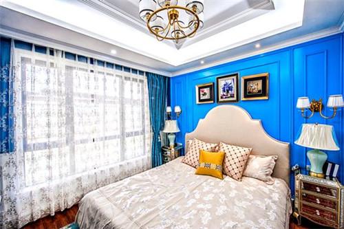 杭州主卧室窗帘怎么选择 杭州卧室窗帘颜色禁忌
