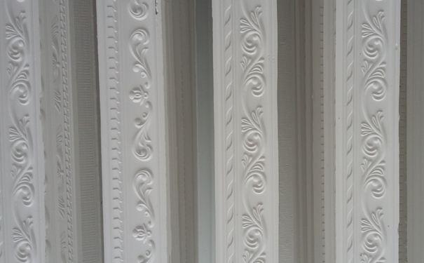 石膏线条尺寸有哪些 石膏线条怎样进行安装