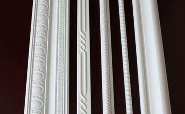 常熟装修 石膏线条如何安装