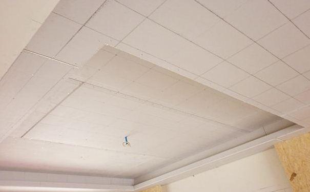 常熟装修知识 石膏板吊顶施工流程