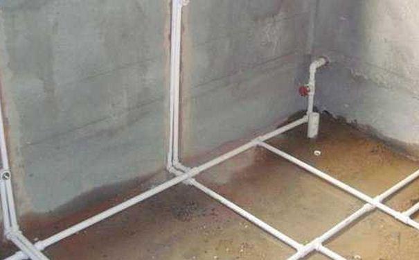 绵阳装修资讯 水管布线施工规范