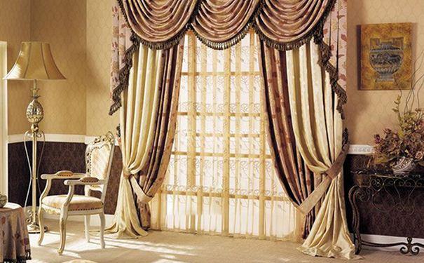 绵阳装修 窗帘款式有哪些