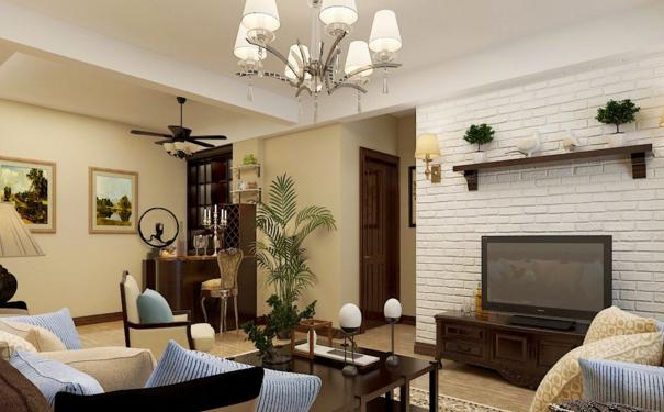 南昌简约美式客厅如何设计 简约美式客厅设计要点