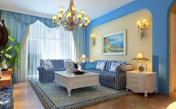 东莞地中海风格客厅如何装修 地中海风格客厅装修技巧