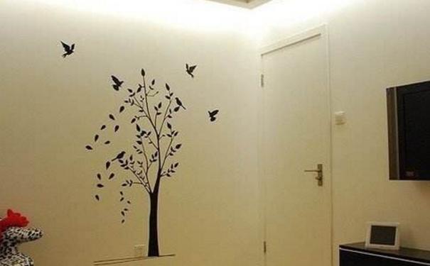 常州客厅手绘墙如何设计 客厅手绘墙设计要点