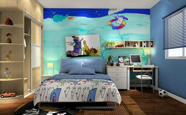 哈尔滨好看的儿童房怎么装修 儿童房装修技巧