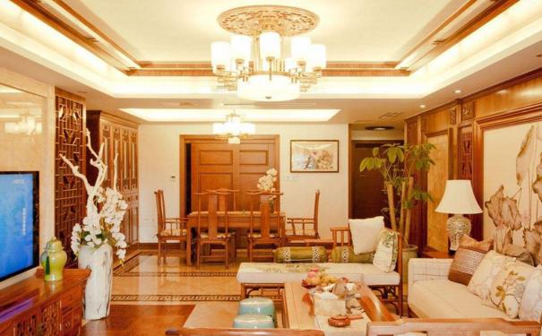 银川客厅装修用什么灯好 客厅灯饰设计